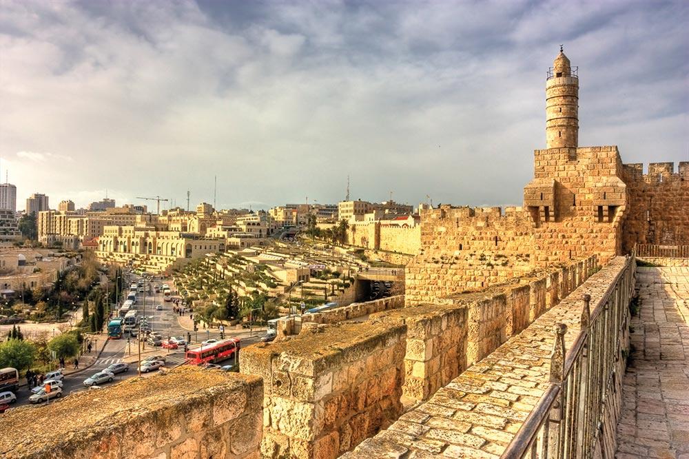 David's Tower, Jerusalem