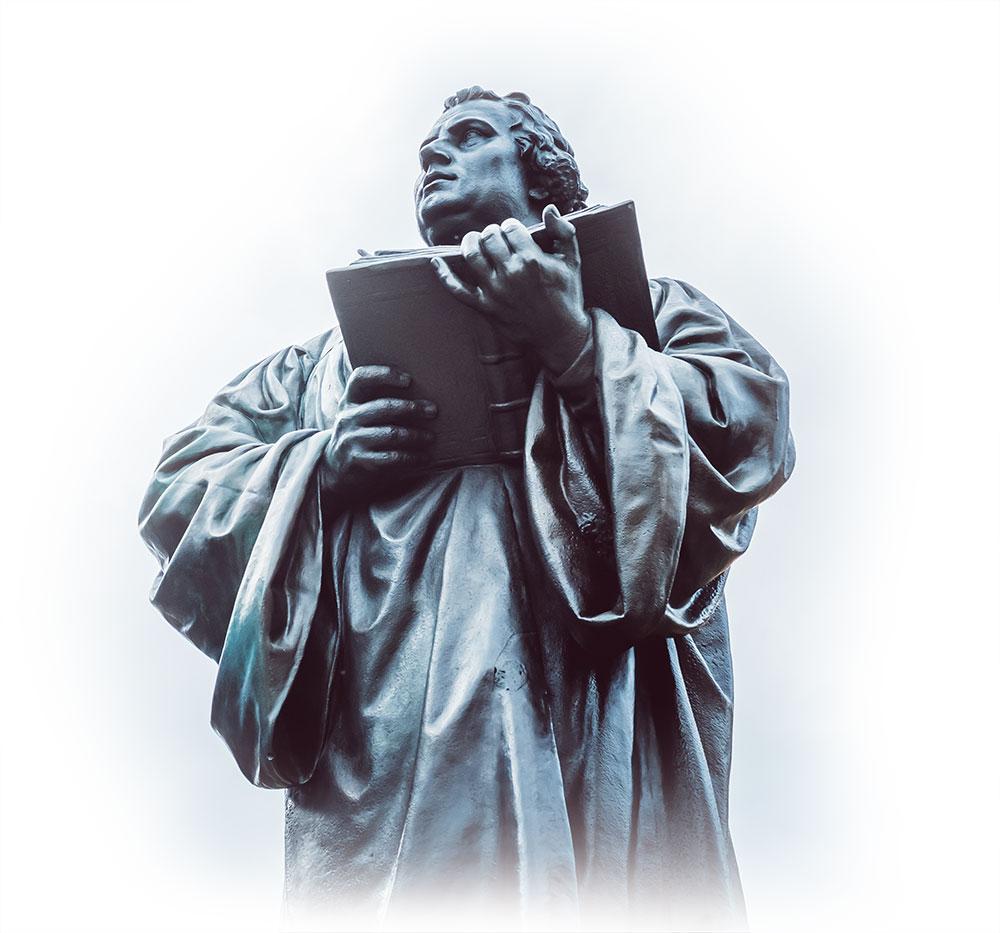 Martin Luther Antichrist